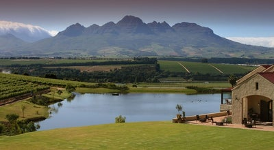 Photo of Winery Asara Wine Estate at Polkadraai Road, Stellenbosch, South Africa