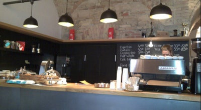 Photo of Coffee Shop Espresso Embassy at Arany János U. 15., Budapest 1051, Hungary
