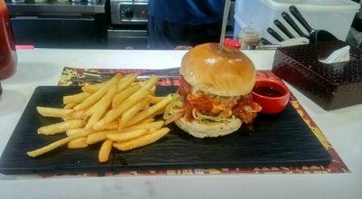 Photo of Burger Joint MJ Burger at Shop C, G/f, 88 Kin Yip St, Yuen Long, Hong Kong