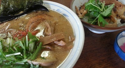 Photo of Ramen / Noodle House こだわりらーめん くらや at 志多見1772-1, 加須市, Japan