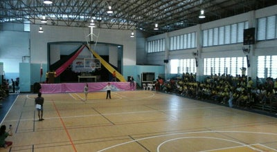 Photo of Basketball Court Benedicto College Basketball Court at As Fortuna, Mandaue Cebu, Philippines