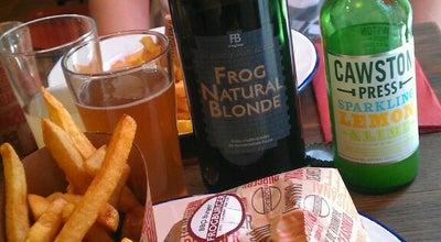 Photo of Burger Joint FrogBurger at 19 Rue Du Faubourg Saint-antoine, Paris 75011, France