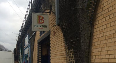 Photo of Brewery Brixton Brewery at Arch 547, Brixton Station Rd, London SW9, United Kingdom