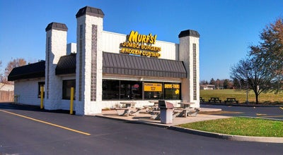 Photo of Ice Cream Shop MURF'S Frozen Custard and Jumbo Burgers at 1345 S West Ave, Waukesha, WI 53186, United States