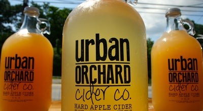 Photo of Brewery Urban Orchard Cider Company at 210 Haywood Rd, Asheville, NC 28806, United States