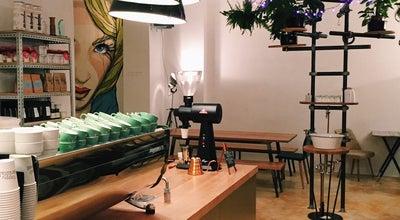 Photo of Coffee Shop Happy Baristas at Neue Bahnhofstr. 32, Berlin 10245, Germany