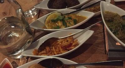 Photo of Indonesian Restaurant Restaurant Blauw Utrecht at Springweg 64, Utrecht 3511 VT, Netherlands