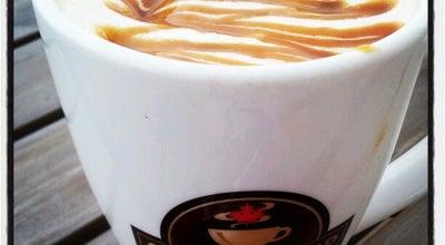 Photo of Cafe Second Cup Shatti (Oasis) at Shati Al Qurum, Al Qurum, Oman