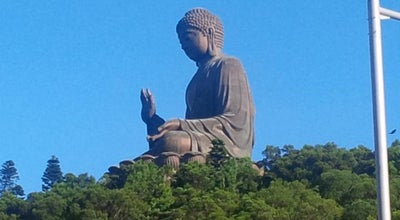 Photo of Monument / Landmark Tian Tan Buddha (Giant Buddha) 天壇大佛 at Po Lin Monastery, Ngong Ping Rd, Ngong Ping, Hong Kong