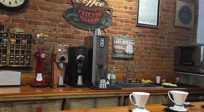 Photo of Coffee Shop Limestone Coffee Company at 217 E Main St, Medford, OR 97501, United States