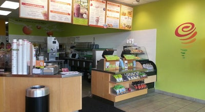 Photo of Juice Bar Jamba Juice Tanasbourne Center at 18021 Nw Evergreen Pkwy, Beaverton, OR 97006, United States