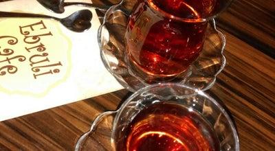 Photo of Cafe Ebruli Cafe at Mustafa Kemal Blv. Altıntop Mah.836 Sk. No: 13/b, Denizli 20200, Turkey