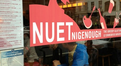 Photo of Belgian Restaurant Nüetnigenough at Rue Du Lombardstraat 25, Bruxelles / Brussel 1000, Belgium