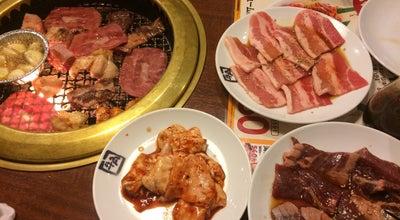 Photo of BBQ Joint 牛角 イオンタウン野田店 at 七光台4-2, 野田市, Japan