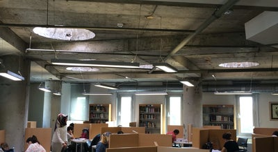 Photo of Library zeytinburnu kültür ve sanat kütüphanesi at Turkey