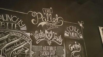 Photo of Cafe The Pallet Cafe at Jalan Tok Jembal, Kuala Terengganu, Malaysia