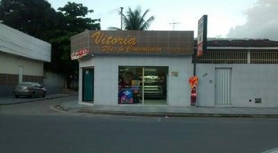 Photo of Bakery Panificação e Conveniência Vitória at Avenida Artur Valente Jucá, Maceió 57084-610, Brazil