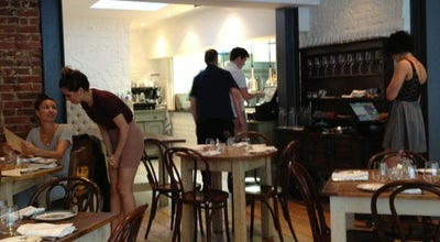 Photo of American Restaurant The Lockhart at 22-24 Seymour Pl, London W1H 7NL, United Kingdom
