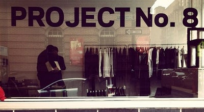 Photo of Men's Store Project No. 8 at 38 Orchard St, New York, NY 10002, United States