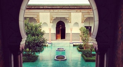 Photo of Spa Hammam de la Mosquée de Paris at 39 Rue Geoffroy Saint-hilaire, Paris 75005, France