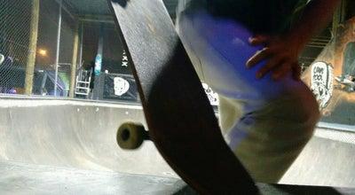 Photo of Skate Park Cave Pool Skate at Av. Eliseu De Almeida, 984, São Paulo 05533-000, Brazil