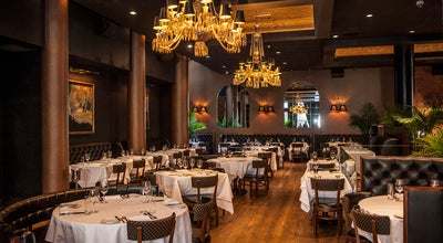 Photo of American Restaurant White Street Restaurant at 221 W Broadway, New York, NY 10013, United States