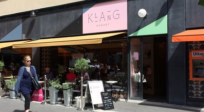 Photo of Cafe Klang Market at Långholmsgatan 17, Stockholm 117 34, Sweden