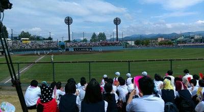 Photo of Baseball Field 青森市営球場 at 合浦2-14-54, 青森市 030-0902, Japan