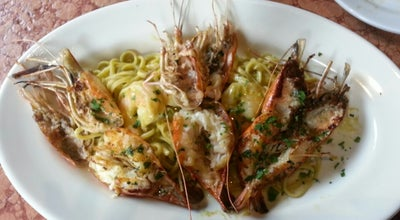 Photo of Italian Restaurant Maccheroni Republic at 332 S Broadway, Los Angeles, CA 90013, United States