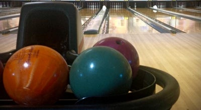 Photo of Bowling Alley Planet Bowl at 5555 Eglinton Ave. E, Etobicoke, ON M9C 5M1, Canada
