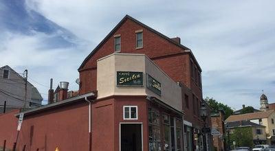 Photo of Cafe Caffe Sicilia at 40 Main St, Gloucester, MA 01930, United States