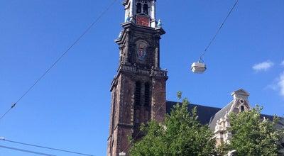 Photo of Monument / Landmark Westertoren at Prinsengracht 279, Amsterdam 1016 GW, Netherlands