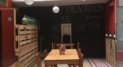 Photo of Mediterranean Restaurant No Me Olvides at Hidalgo #45, Xalapa 91000, Mexico