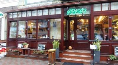 Photo of Pizza Place Mario's at Вул. Саксаганського, 117, Київ 02000, Ukraine
