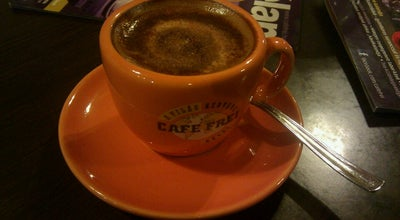 Photo of Coffee Shop Cafe Frei at Czuczor Gergely U. 6., Győr, Hungary