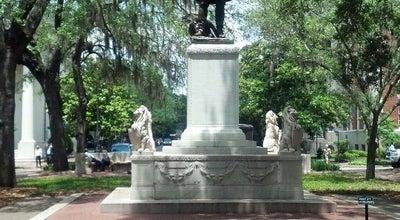 Photo of Plaza Chippewa Square at 16 W Hull St, Savannah, GA 31401, United States