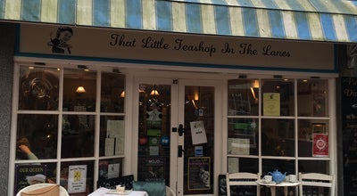 Photo of Tea Room That Little Teashop in the Lanes at Meeting House Ln, Brighton BN1 1HB, United Kingdom