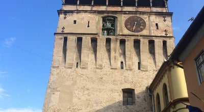 Photo of City Sighișoara at Sighișoara 545400, Romania