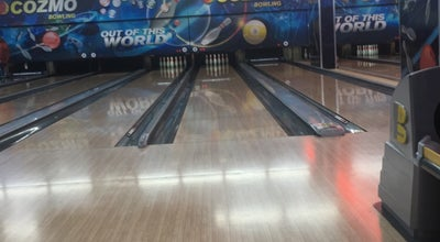 Photo of Bowling Alley cozmo at Platinum - Mahboula, Kuwait
