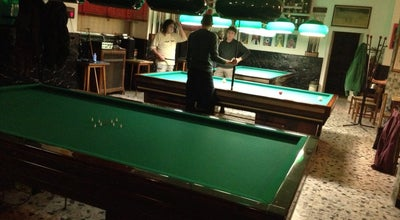 Photo of Pool Hall osteria del biliardo at Italy
