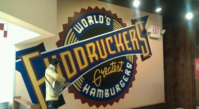 Photo of Burger Joint Fuddruckers at 3136 E. Us Hwy. 14, Janesville, WI 53546, United States