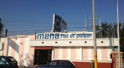 Photo of Bakery Mena Pan De Pulque at Av. Madero, Saltillo, Mexico