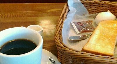 Photo of Cafe ダフネ珈琲館 常滑店 at 千代ヶ丘2-53-1, 常滑市, Japan