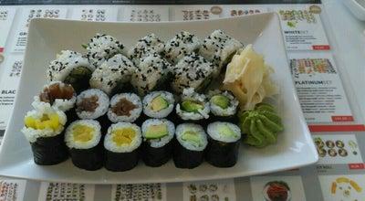 Photo of Sushi Restaurant Sushi Bistro at Nowoursynowska 130a, Warszawa, Poland