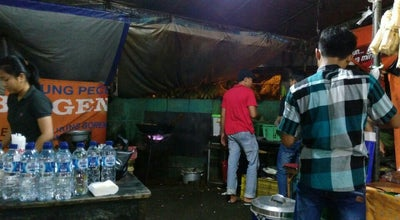 Photo of Diner WR. Pecel Lele Ibu Gendut at Kompleks Lapangan Softball, Bandar Lampung, Indonesia