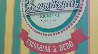 Photo of Nail Salon Esmalteria Nacional at Foz do Iguaçu, Brazil