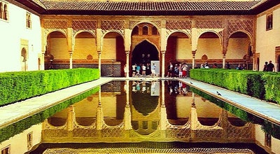 Photo of Historic Site La Alhambra y el Generalife at C. Real De La Alhambra, S/n, Granada 18009, Spain