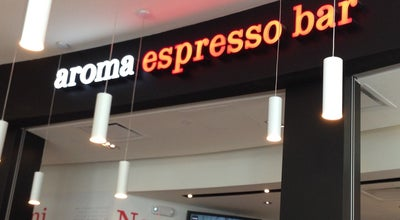 Photo of Cafe Aroma Espresso Bar at Garden State Plaza, Paramus, NJ 07652, United States