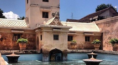Photo of Historic Site Tamansari Keraton Yogyakarta at Indonesia