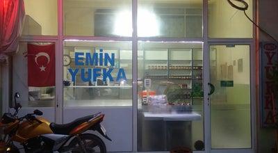 Photo of Pie Shop Emin Yufka at Cengiz Topel Caddesi, Canakkale 17200, Turkey
